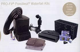 Aquascape Pump Water Garden U0026 Pond Products Pond Stream Water Garden Kits Diy