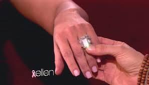 Kim K Wedding Ring by Kim Kardashian U0027s Wedding Ring Tonic Gossip