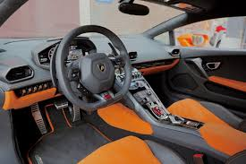 bentley orange interior 2015 lamborghini huracan video review autoguide com news