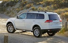mitsubishi pajero sport mitsubishi pajero sport probably the most economic japanese suv