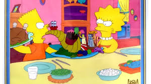 the simpsons classic bart vs thanksgiving