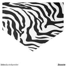 zebra tissue paper zebra paper plate