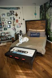 cassette tape coffee table for sale b side cassette tape table the awesomer