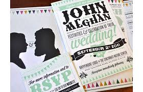 unique wedding invitation ideas cool wedding invitations wedding corners