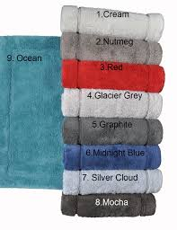 Toilet Mat Absolute Cotton Bath Mat Set Non Slip Heavy Duty Cotton