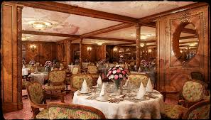 titanic dining room new titanic honor and glory trailer and screenshots show an