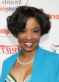 stacked haircuts for black women lenox short curly bob hairstyle for black women