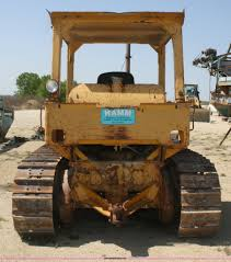 1975 caterpillar d5 dozer item b6585 sold may 11 constr