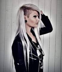 long hair at the front shaved at the back best 25 long hair shaved sides ideas on pinterest short sides