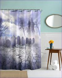 Shower Curtains For Guys Bathroom Awesome Blue And White Shower Curtain Wildlife Shower