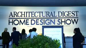 Home Design Show Architectural Digest Food Network Star Donatella Arpaia Visits Architectural Digest
