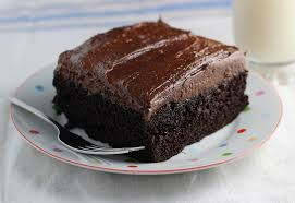 terrific chocolate liqueur cake