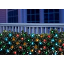 led light for christmas walmart holiday time led christmas net light set multi bulbs 150 count