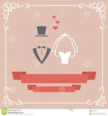 wedding invitations vector wedding card stock vector illustration of groom dress 31812117