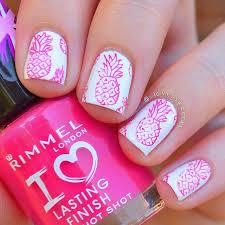 best 20 pineapple nails ideas on pinterest beach nails summer