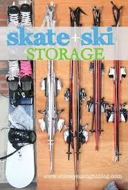 32 best inside mudroom ski storage images on pinterest garage