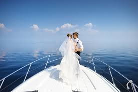 wedding on a boat why yacht wedding remains special