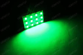 green led net lights super bright led panel lights for any car interior dome lights