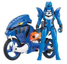 amazon power rangers jungle fury blue jaguar strike rider