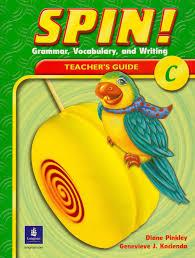 spin grammar vocabulary and writing level c teacher u0027s guide