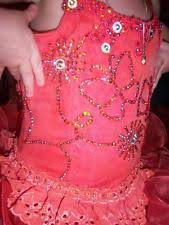 glitz pageant dresses cupcake pageant dress ebay
