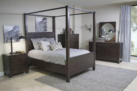 the pine hill canopy bedroom collection mor furniture for less