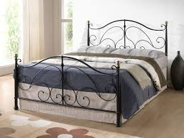 Milano Metal Bed In Either A Cream Or Black Finish In Sizes Ft - Milano bunk bed