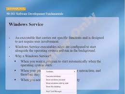 25 mta 98 361 interpret application specifications application