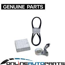 genuine engine drive belt tensioner zd30 navara d22 ute 4cyl