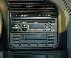 do you have a photo of an aftermarker radio in the dash