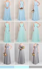 light grey infinity dress top 4 bridesmaid dresses trends your maids will love in fall winter