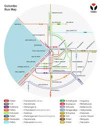 Via Bus Route Map Colombo Bus Map Routes Yamu