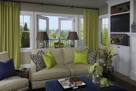 Grey And Lime Curtains Tan Living Room Curtains Decorating Clear
