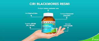 Minyak Ikan Blackmores blackmores