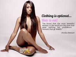 what is porsha stewart hair line or weaves wanna see porsha stewart naked photos
