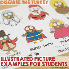 disguise the turkey the thanksgiving project the tpt