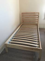 Bed Frame Only Ikea Tarva Single Bed Frame Only In Bangor County Gumtree