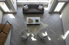 chevron hardwood flooring trend in los angeles cosmos