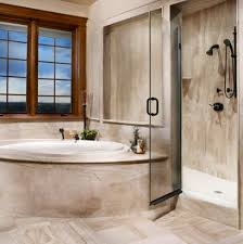 travertine bathroom tile ideas travertine tile ideas granite and travertine in shower