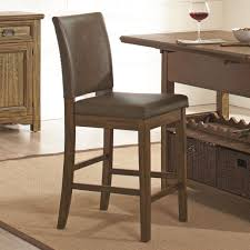 solid wood counter height table sets set of 2 salerno rustic solid wood counter height dining chairs