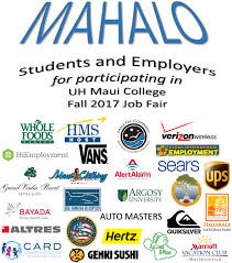 Resume For On Campus Jobs by Careerlink U2013 University Of Hawaii Maui College