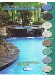 Great Pool Swimming Pool Finishes Challenger Pools
