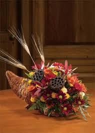 fall silk flower arrangement fall cornucopia centerpiece fall