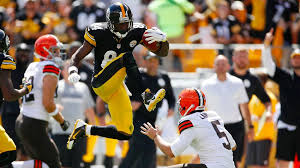 the colts punter asked antonio brown kindly not to kick him in the