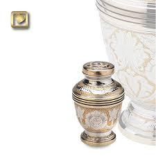 keepsake urn imperial ornate floral keepsake urn loveurns ware care