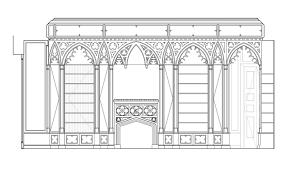conservation work u0026 houses joseph pell lombardi architect