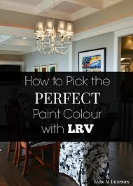 paint colours and lrv the ultimate guide you need to read