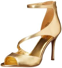 nine west festivitie high heel dress sandal