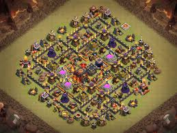 Coc Maps Seeking A Th10 Farm Base Small Collection Of Potential Interest