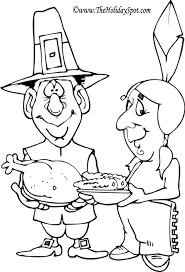 Thanksgiving Coloring Book Printable Coloring Book And Pictures To Color For Thanksgiving Day